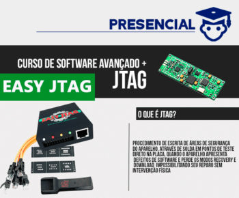 Curso de Software Easy JTAG (Presencial)